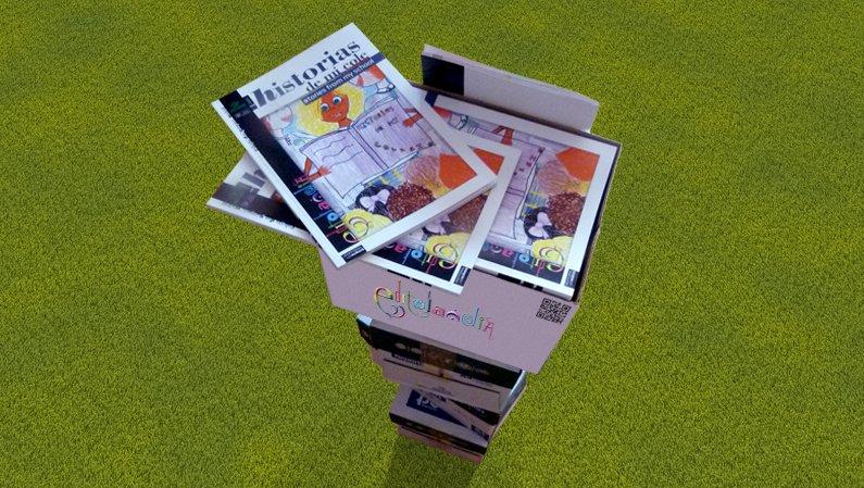 «Historias de mi cole»: Nuevo libro de relatos en Editolandia