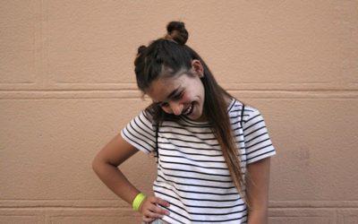 Macarena LLedó, ganadora del concurso de relatos del colegio Calasancio con «Cloe»