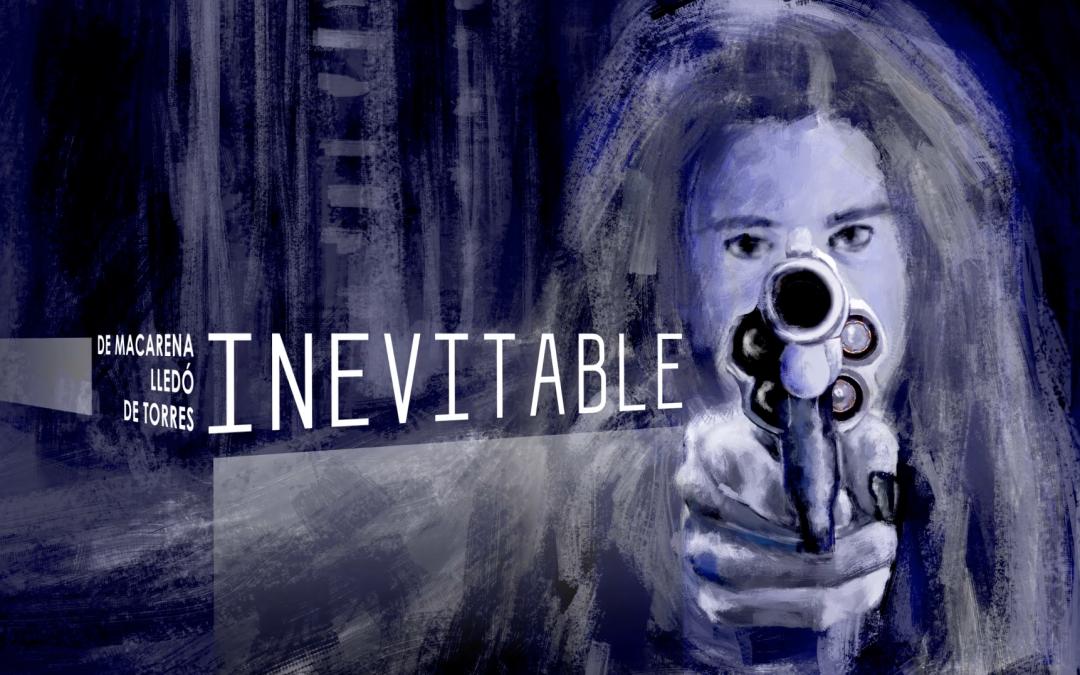 """Presentamos """"Inevitable"""". La nueva novela de Macarena Lledó"""