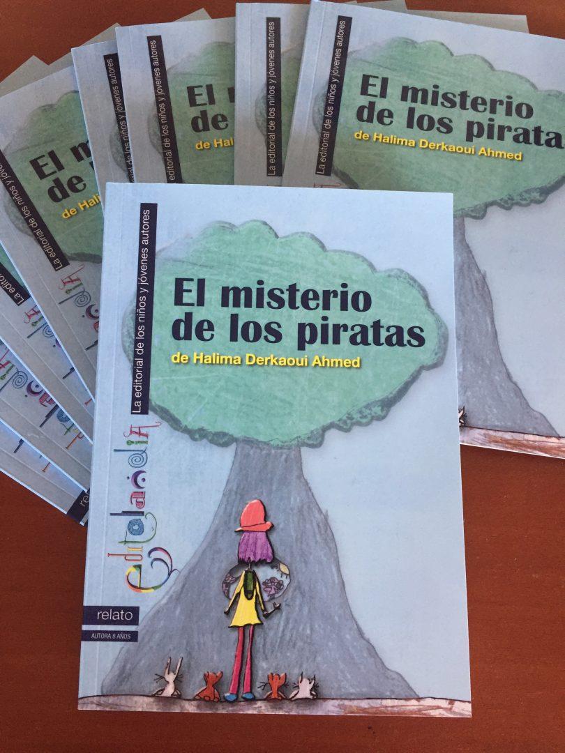El misterio de los piratas de Halima Derkaoui Ahmed