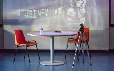 Presentación del libro Inevitable, de Macarena Lledó