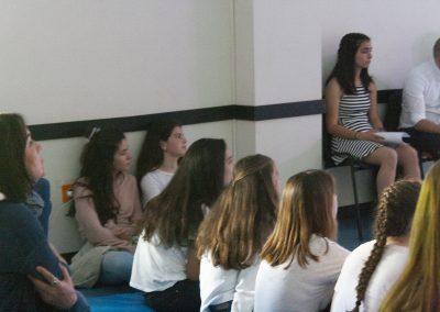 Público asistente a la presentación